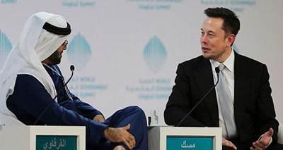 تسلا و تولید تاکسی های خودران برای دوبی