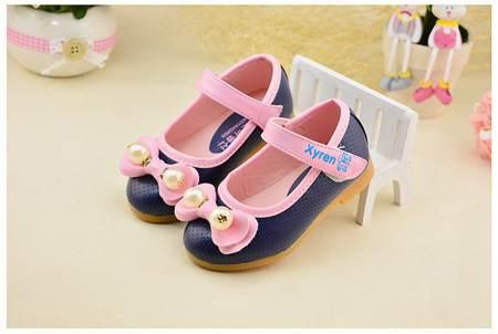 انواع مدل های کفش دخترانه بچه گانه بهار 96