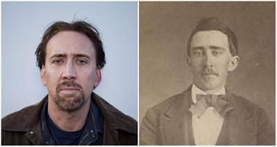 شباهت عجیب بازیگران و افراد مشهور تاریخی