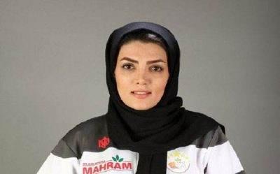 گزارشگر ورزشی به سبک نعیمه ظفر