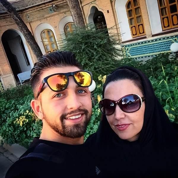 گفتگوی صمیمی با محسن افشانی بازیگر سینما