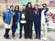 سریال عاشقانه ها با ستاره های ایران در نمایش خانگی
