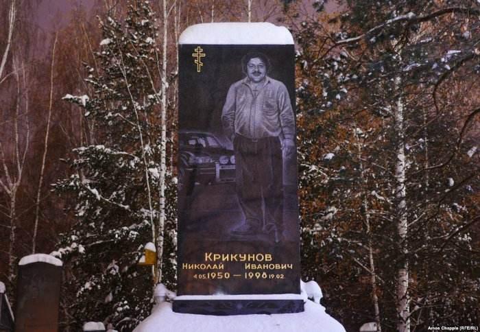 قبرستان عجیب در روسیه آرامگاه گانگسترهای مخوف
