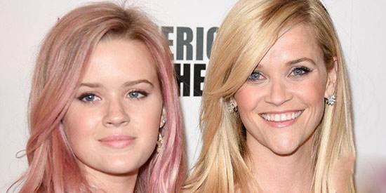 شباهت باورنکردنی بین مادر و دختر بازیگر