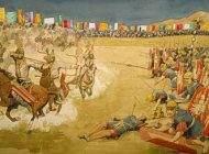 درباره نبرد ساسانیان با ترکان در قرن ششم