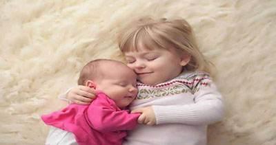 از بین بردن حسادت بین فرزند اول و دوم