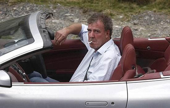 جرمی کلارکسون مجری جنجالی برنامه مستند خودرو