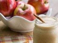 برای تخت شدن شکمتان سیب بخورید