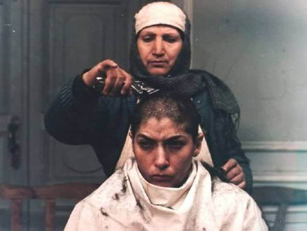 بازیگران زن ایرانی که موهای خود را تراشیدند