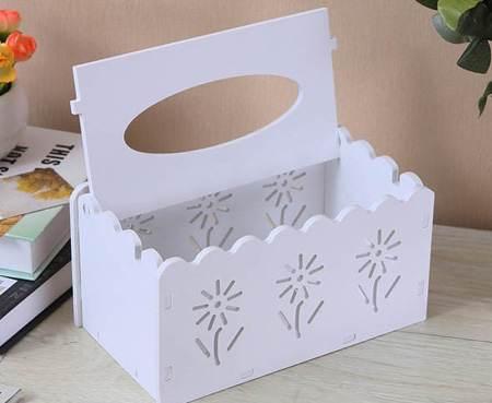 انواع مدل های جعبه دستمال کاغذی زیبا
