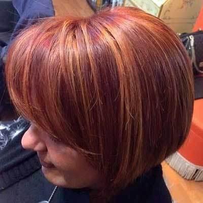 رنگ مو و هایلایت مو ویژه سال 2017