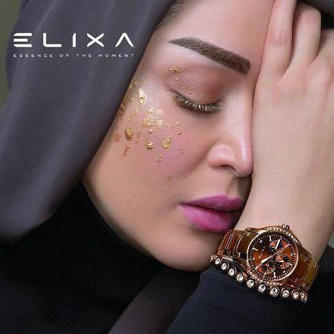 سارا منجزی بازیگر زیبای ایرانی در مدلینگ خارجی
