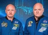 تحقیقات جالب علمی روی برادران دوقلو در فضا