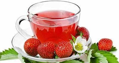 خاصیت های مهم و مفید دمنوش توت فرنگی
