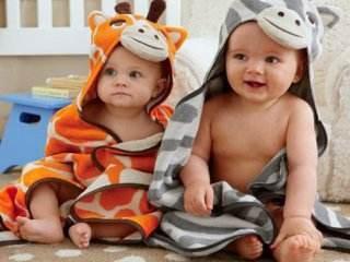 نکات حمام کردن کودکان در فصل زمستان