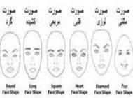 مدل های مو را بر اساس فرم صورتمان انتخاب کنیم