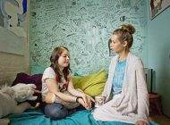 والدین و رفتار مناسب هنگام بلوغ زودرس در دختران
