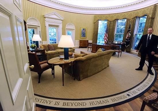 کارهای عجیب و غریب دونالد ترامپ در کاخ سفید