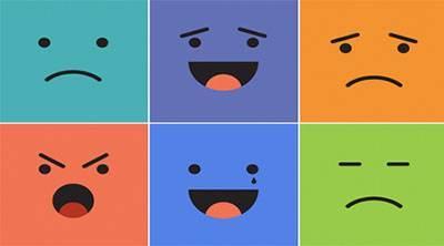تاثیر احساسات روی هرکدام از اندام های بدن