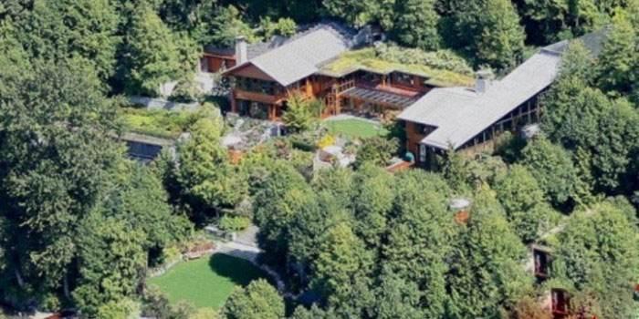 نکات خواندنی درباره خانه سوپرلوکس بیل گیتس