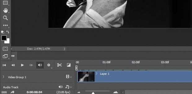 ترفند ساخت تصاویر متحرک gif در فتوشاپ