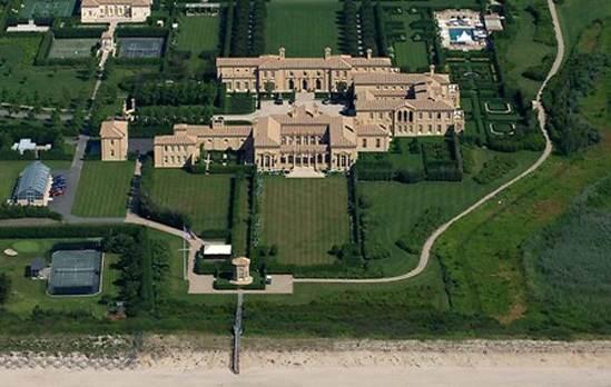 معرفی گران ترین خانه های ساخته شده در دنیا