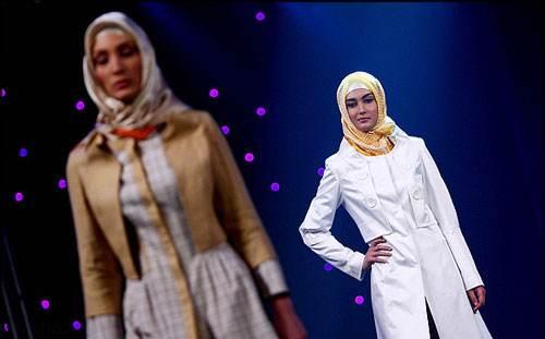 گفتگو با فهیمه یکی از مدل های برتر ایران
