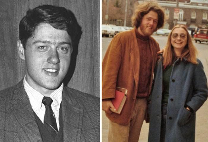 تصاویر دیدنی از دوران جوانی چهره های سیاسی
