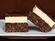 آموزش تهیه دسر نارگیل  شکلات خوش طعم
