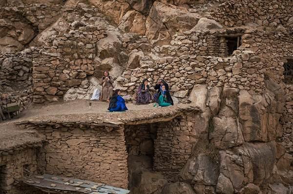 مناظر شگفت انگیز روستاهای ایران از دریچه دوربین