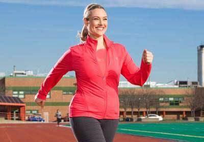 کمک به کاهش وزن و لاغری با ورزش کردن
