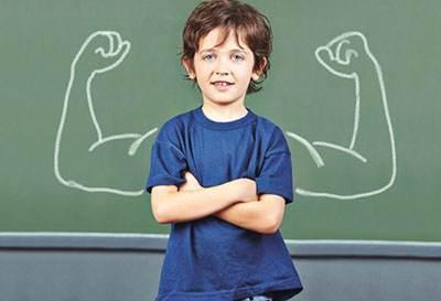 مراقبت و تقویت اعتماد به نفس در کودکان