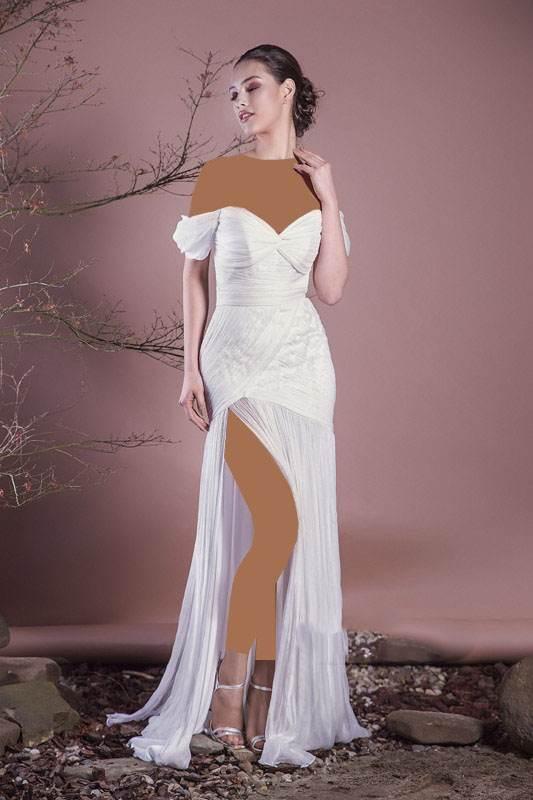 زیباترین مدل های لباس عروس برند Cristallini