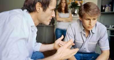 همراهی و حمایت فرزندان توسط والدین