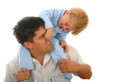 تشریح نقش مهم پدران در تربیت فرزندان
