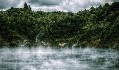 سفر به دریاچه ماهیتابه و دیددن زیبایی های آن