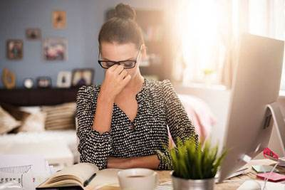 تست روان شناسی میزان اضطراب شما