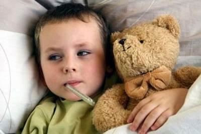 نشانه های سرماخوردگی کودکان و راهکار درمان
