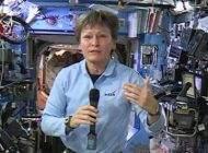 رکورد شگفت انگیز بانوی 57 ساله در فضا