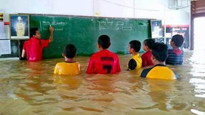 تصاویر عجیب ترین مدارسی که در جهان وجود دارند
