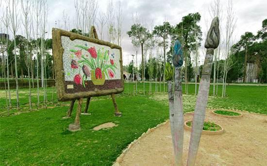 معرفی تفرجگاه های شهر شیراز برای عید نوروز