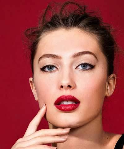 مدل های آرایش صورت به سبک مدل های D & G