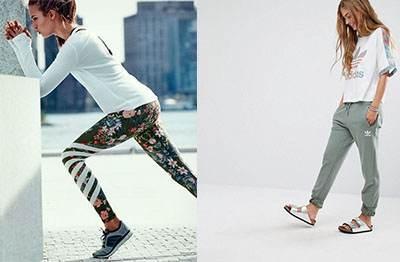 مدل های شلوار زنانه اسپرت از برندهای برتر دنیا