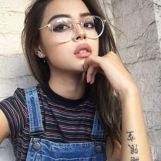 انواع مدل های عینک زنانه طبی و آفتابی