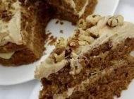 طرز تهیه کیک گردویی خوش طعم و عالی