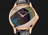 مدل های ساعت مچی مردانه و زنانه لاکچری Corum