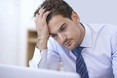 اضطراب و نگرانی منجر به تباهی در زندگی