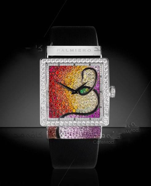 مدل های ساعت زنانه شیک برند Palmiero