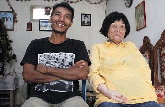 دلدادگی جنجالی پسر 28 ساله و پیرزن 82 ساله