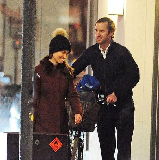 عکس های خواهر کیت میدلتون و نامزدش در لندن